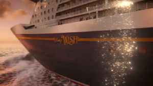 First look at Disney Wish cruise ship [Video]
