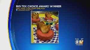State Fair Of Texas Announces Big Tex Choice Awards Winners [Video]