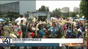 The Gathering at the Falls Powwow celebrates 28 years [Video]