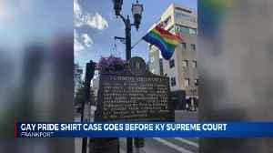 printer nixed pride shirt [Video]