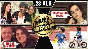 Kartik REJECTS Katrina, Kangana SLAMS Hollywood, UNICEF Supports Priyanka Chopra   Top 10 News [Video]