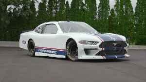 2020 NASCAR Xfinity Series Mustang Design [Video]