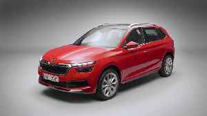 The new Skoda Kamiq city SUV Exterior Design [Video]
