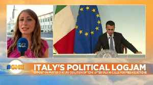 Stalemate: Italy's politicians fail to reach agreement on new government [Video]
