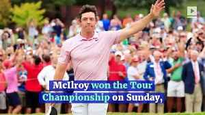 Rory McIlroy Wins Largest Cash Prize in Golf History [Video]
