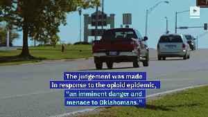 Johnson & Johnson Ordered to Pay $572 Million in Landmark Opioid Trial [Video]