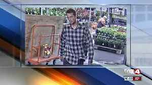 Suspect sought in theft at Home Depot in Cape Coral [Video]