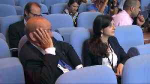 News video: Macron slams Bolsonaro over wife insult