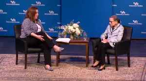 UB's Q&A with Justice Ruth Bader Ginsburg [Video]