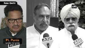 Congress leaders remember BJP stalwart Arun Jaitley [Video]