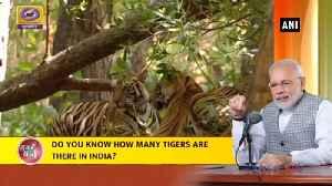 Mann Ki Baat PM Modi emphasises on conserving forest wildlife [Video]