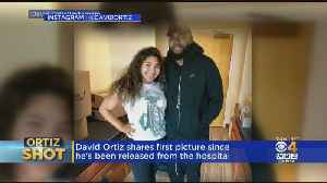 David Ortiz Seen In Photo For First Time Since Shooting [Video]