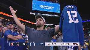Indianapolis Colts Quarterback Andrew Luck Retires At 29 [Video]