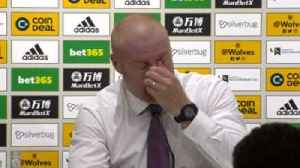 Dyche questions penalty decision [Video]