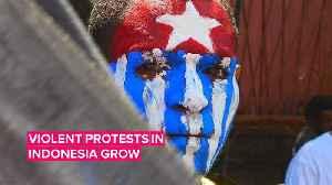 Racism sparks violent protests in Indonesian provinces [Video]