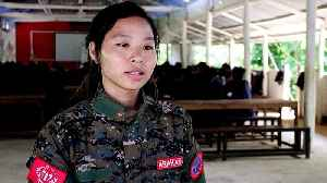 Myanmar conflict: Arakan violence rises in Rakhine state [Video]