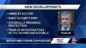 Ortiz hires former Boston police commissioner [Video]