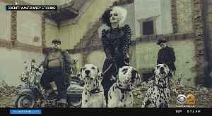 News video: Emma Stone Playing Cruella De Ville