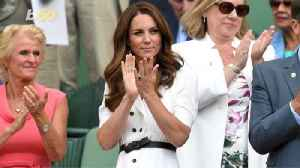 You Can Buy The Dress Kate Middleton Wore to Wimbledon [Video]