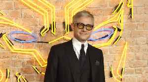 Martin Freeman 'will be returning for Black Panther 2' [Video]