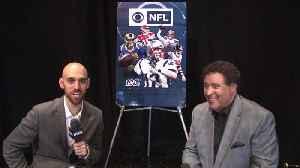 Greg Gumbel on Kirk Cousins, Brian Flores, San Francisco 49ers [Video]