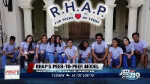 Local reproductive health service program with a peer-to-peer model [Video]