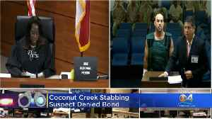 No Bond For Man Charged In Deadly Coconut Creek Stabbings [Video]