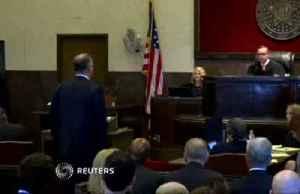 Oklahoma judge to rule on J&J opioid case [Video]
