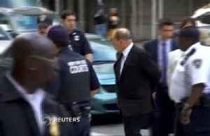 Weinstein pleads not guilty, rape trial delayed [Video]