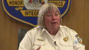Active Philadelphia Police Commissioner Christine Coulter Sits Down For 1-On-1 Interview With CBS3 [Video]