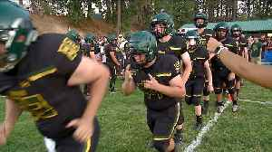 News video: Paradise High School Plays First Home Football Game Since Camp Fire