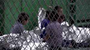 News video: Trump Administration Sued Over Immigration Policy on Indefinite Detention of Migrant Children