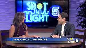 Spotlight 5 Questions – Integrative Approach to Pain Management Adam Hedaya, MD, founder of Cleveland Pain Care [Video]