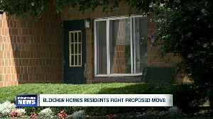 Blocher Homes residents say they're not budging [Video]