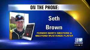 Seth Brown making MLB debut with Oakland A's [Video]