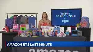 Amazon Last Minute Shopping [Video]