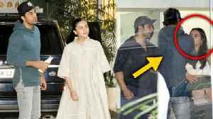 Ranbir Kapoor Alia Bhatt Varun Dhawan Natasha Dalal Romantic DOUBLE Date [Video]