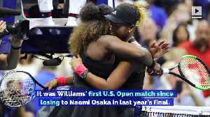 Serena Williams Defeats Maria Sharapova for 19th Straight Time [Video]