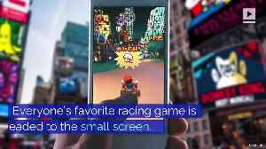 Nintendo Sets Date for 'Mario Kart Tour' Release [Video]
