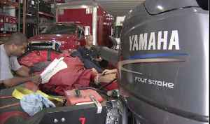 South Florida responders headed into the Caribbean [Video]