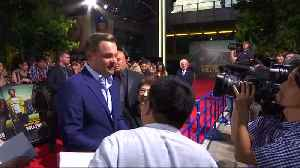 News video: DiCaprio felt 'depressed' over Amazon fires