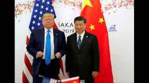 'Sorry, It's the way I negotiate': Trump [Video]