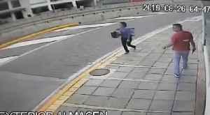 Así delinquen los ladrones en Bucaramanga [Video]