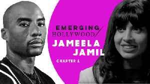 Jameela Jamil, Charlamagne tha God Talk 'Oppressive Beauty Standards' | Emerging Hollywood: Where I Came From [Video]