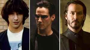 The Highs and Lows of Keanu Reeves' Career Onscreen | Heat Vision Breakdown [Video]