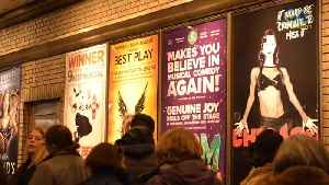 Theater Fan Collects Best Broadway Memories! [Video]