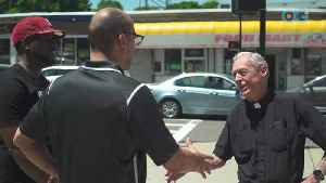 81-Year-Old Priest Revives Tough Boston Neighborhood [Video]