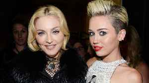 Madonna Supports Miley Cyrus After Rumors About Liam Hemsworth Split | Billboard News [Video]