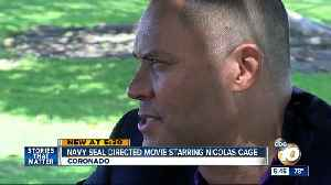 Retired Navy Seal directs action film [Video]