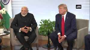 India, America together trying to increase trade relations PM Modi [Video]